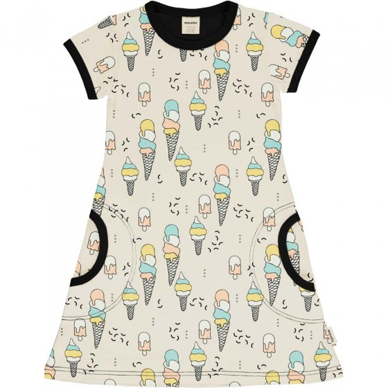 Meyadey Ice Cream Confetti SS Dress
