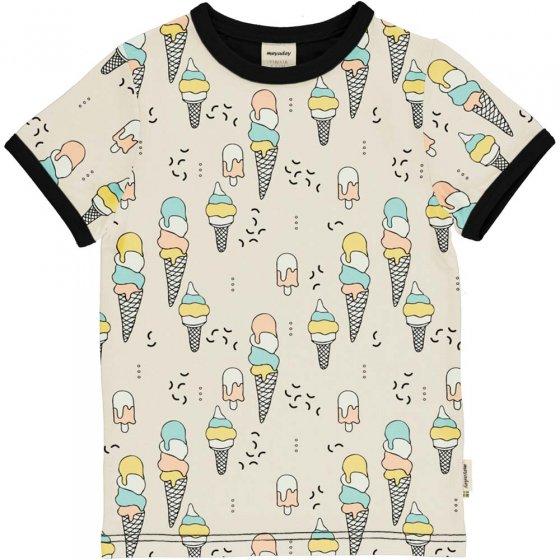 Meyadey Ice Cream Confetti SS Top
