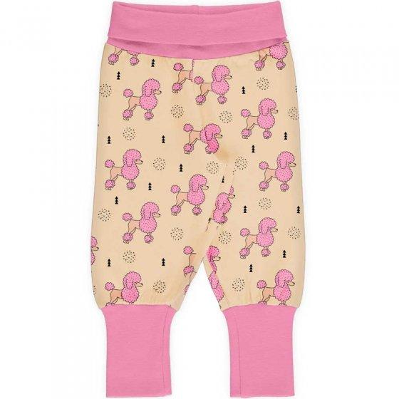 Meyadey Perky Poodle Rib Pants