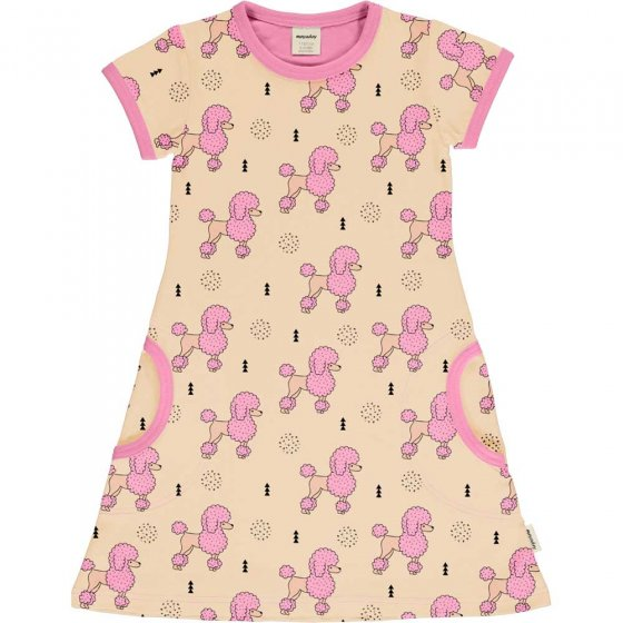 Meyadey Perky Poodle SS Dress