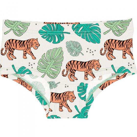 Meyadey Tiger Jungle Hipster Briefs