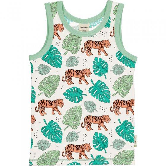 Meyadey Tiger Jungle Tank Top
