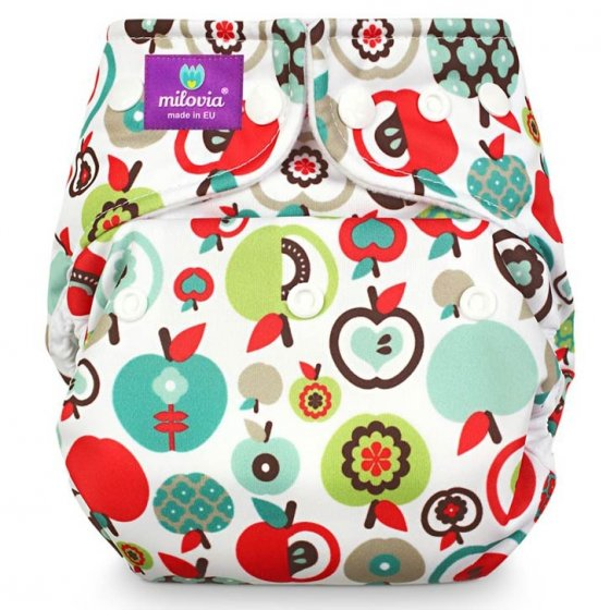 Milovia Retro Apples One-Size Cover