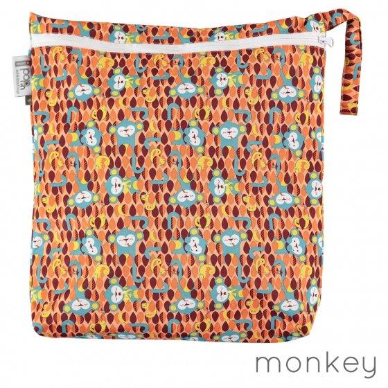 Pop-in Medium Zip Tote Bag
