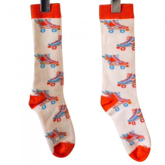 Moromini Roller Disco Knee High Socks