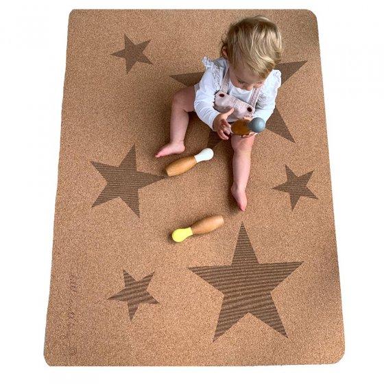 Pure Earth Star Natural Play Mat