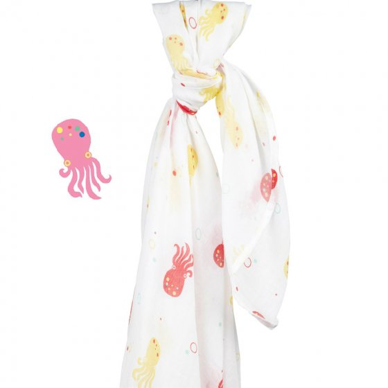 Piccalilly Octopus Swaddle