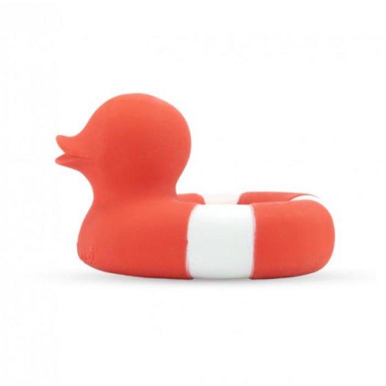 Oli & Carol Flo The Floatie Duck - Red