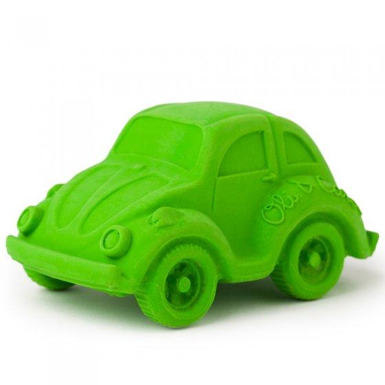 Oli & Carol Small Beetle Car - Green