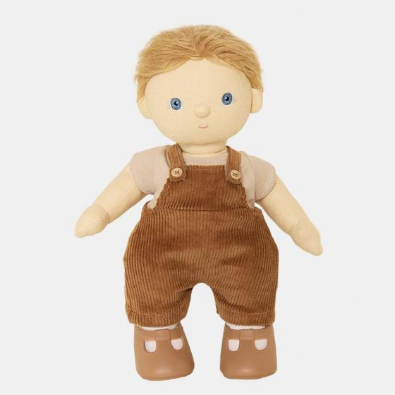 Olli Ella Dinkum Doll Esa Overalls Set