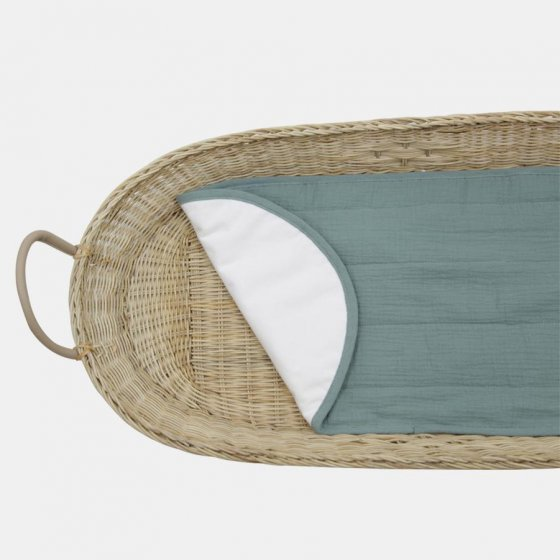 Olli Ella Luxe Organic Cotton Liner - Sage