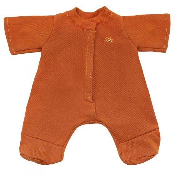 Olli Ella Dinkum Doll Pyjamas - Ginger