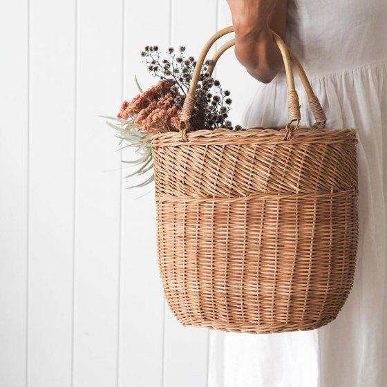 Olli Ella Large Bucket Bag