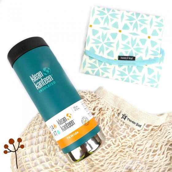 Zero Waste On The Go Gift Set