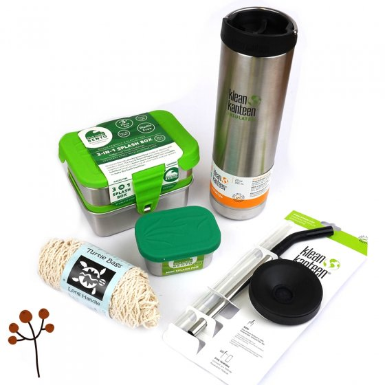 On the Go Zero Waste BIG Gift Set