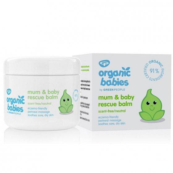 Organic Babies Mum & Baby Rescue Balm 100ml