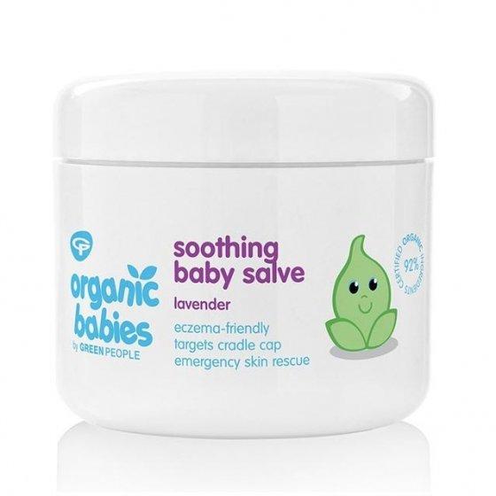 Organic Babies Soothing Baby Salve