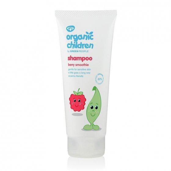 Organic Children Berry Smoothie Shampoo