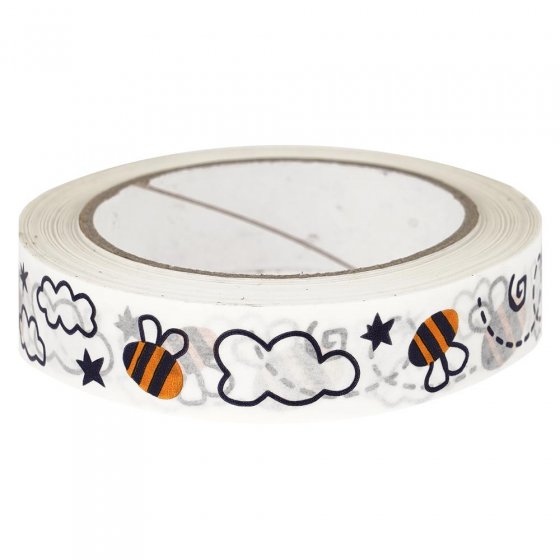 Babipur Buzzy Bee Paper Tape