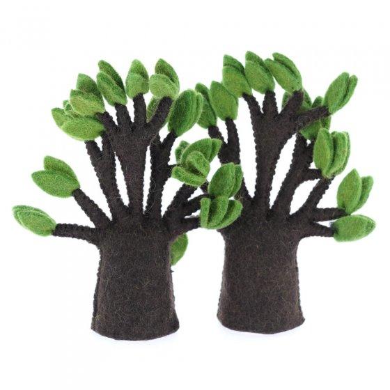 Papoose Toys Baobab Tree Set