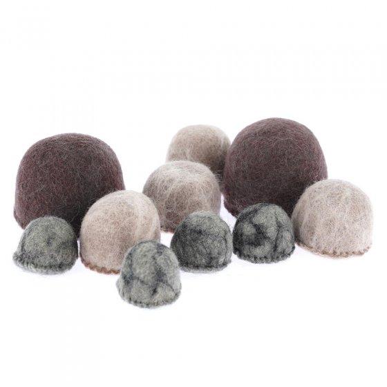 Papoose Toys Dinosaur Rock Set