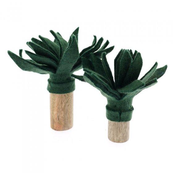 Papoose Toys Palm Tree Set