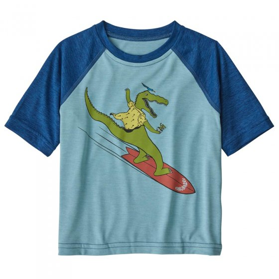 Picture of the baby cool t shirt. Picture background is white.