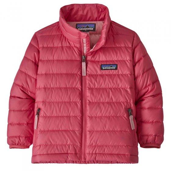 Patagonia Baby Down Sweater Range Pink