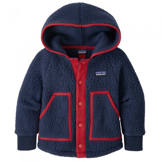 Patagonia Baby Retro Pile Jacket - New Navy