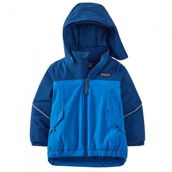 Patagonia Baby Snow Pile Jacket Bayou Blue