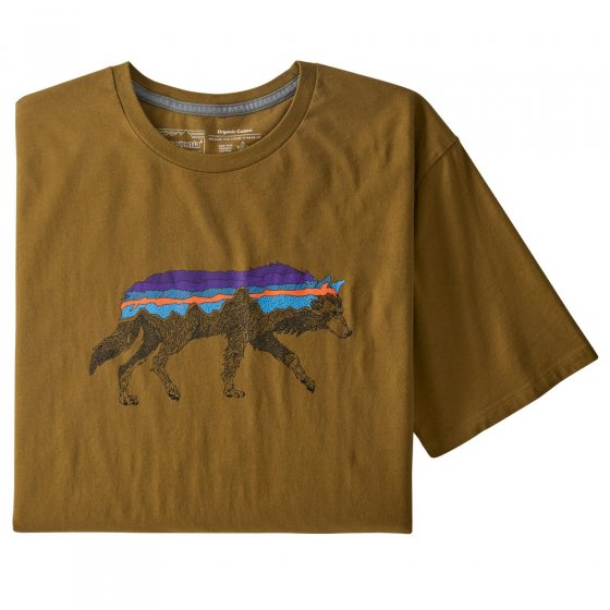 Picture of the t-shirt front facing. Picture has white background.