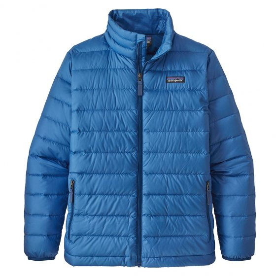 Patagonia Down Sweater Bayou Blue