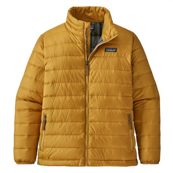 Patagonia Down Sweater Buckwheat Gold