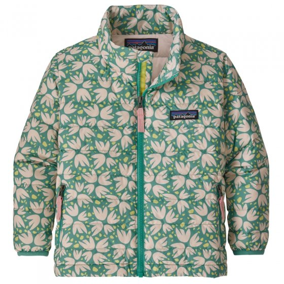 Patagonia Baby Down Sweater Jacket - Pollen Confetti