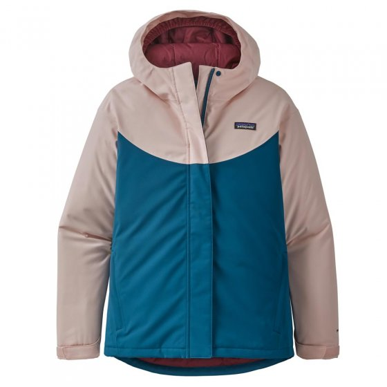 Patagonia Fitted Everyday Ready Jacket Crater Blue