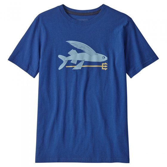 Patagonia Flying Fish Graphic T-Shirt