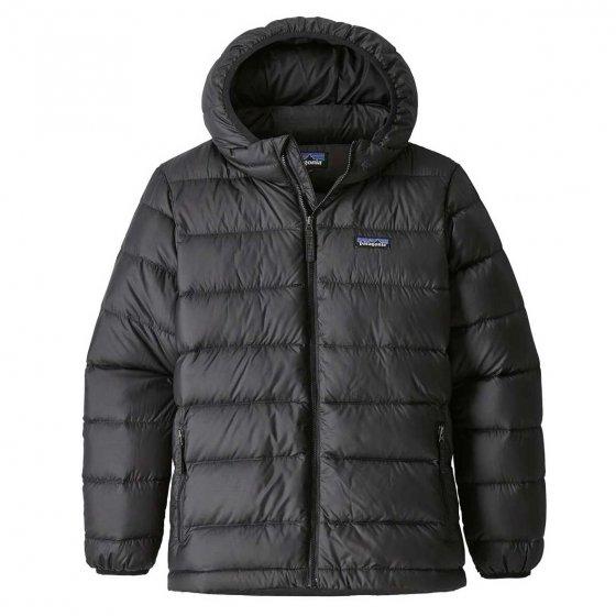 Patagonia Hi-Loft Down Sweater Hoody Black