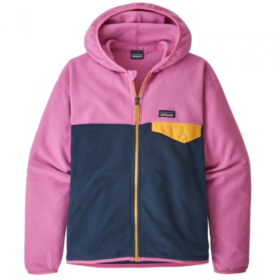 Picture of the kids fleece front on. Picture background is white.