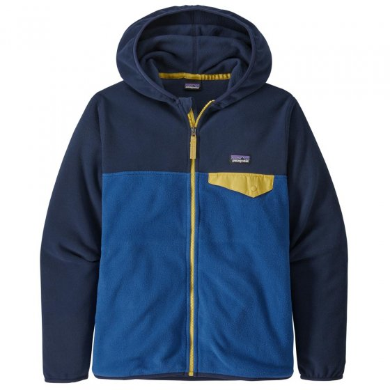 Picture of the kids fleece jacket. Picture background is white.