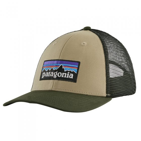 Picture of the adult trucker hat (front view). Picture background is white.