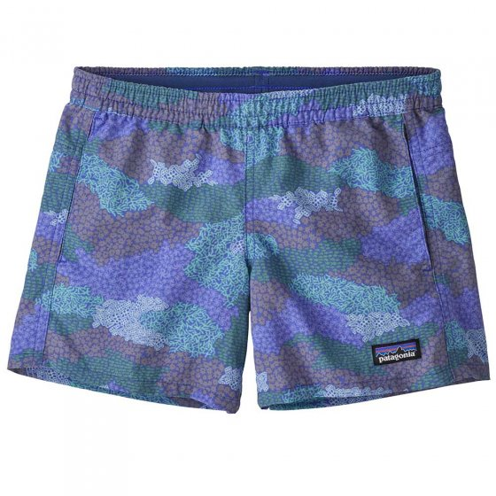 Patagonia K's Baggies Shorts Next Wave Multi: Float Blue