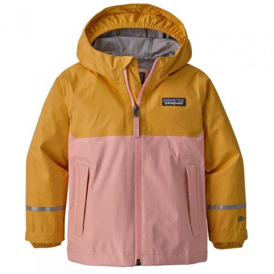 Patagonia Baby Torrentshell 3L Jacket - Rosebud Pink