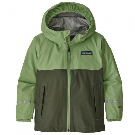 Patagonia Baby Torrentshell 3L Jacket - Thistle Green