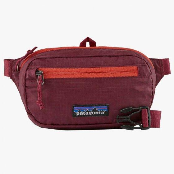 Patagonia Ultralight Black Hole Mini Hip Pack - Roamer Red