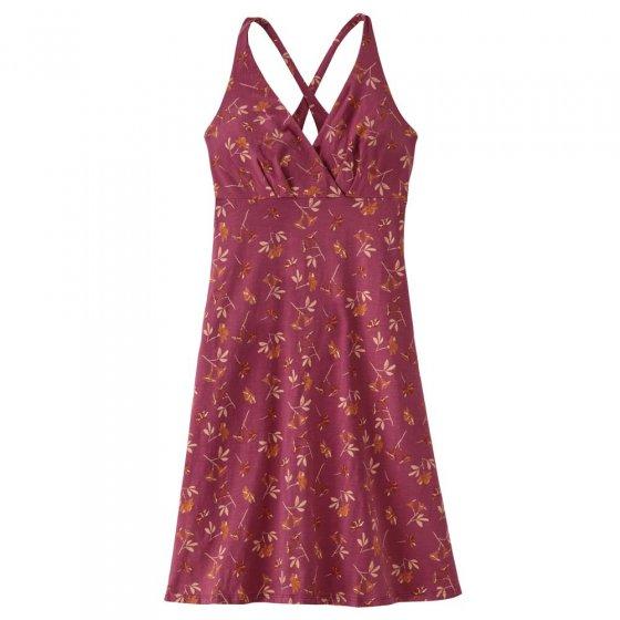 Patagonia W's Amber Dawn Dress Quito Multi: Star Pink