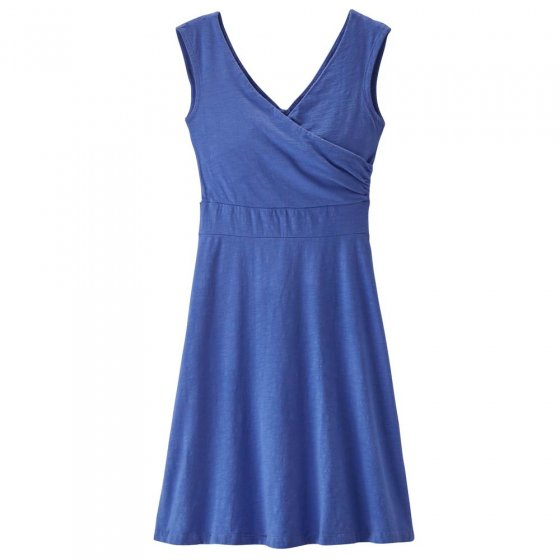 Patagonia W's Porch Song Dress Float Blue