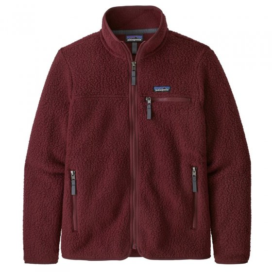 Patagonia W's Retro Pile Chicory Red Performance Fleece Jacket