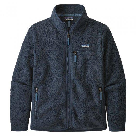 Patagonia W's Retro Pile New Navy Fleece Jacket