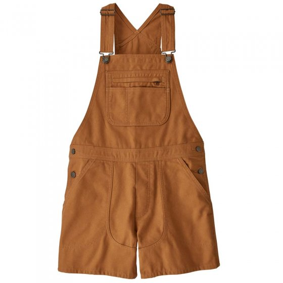 Patagonia W's Stand Up Overalls Umber Brown