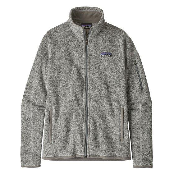 Patagonia W's Better Sweater Birch White